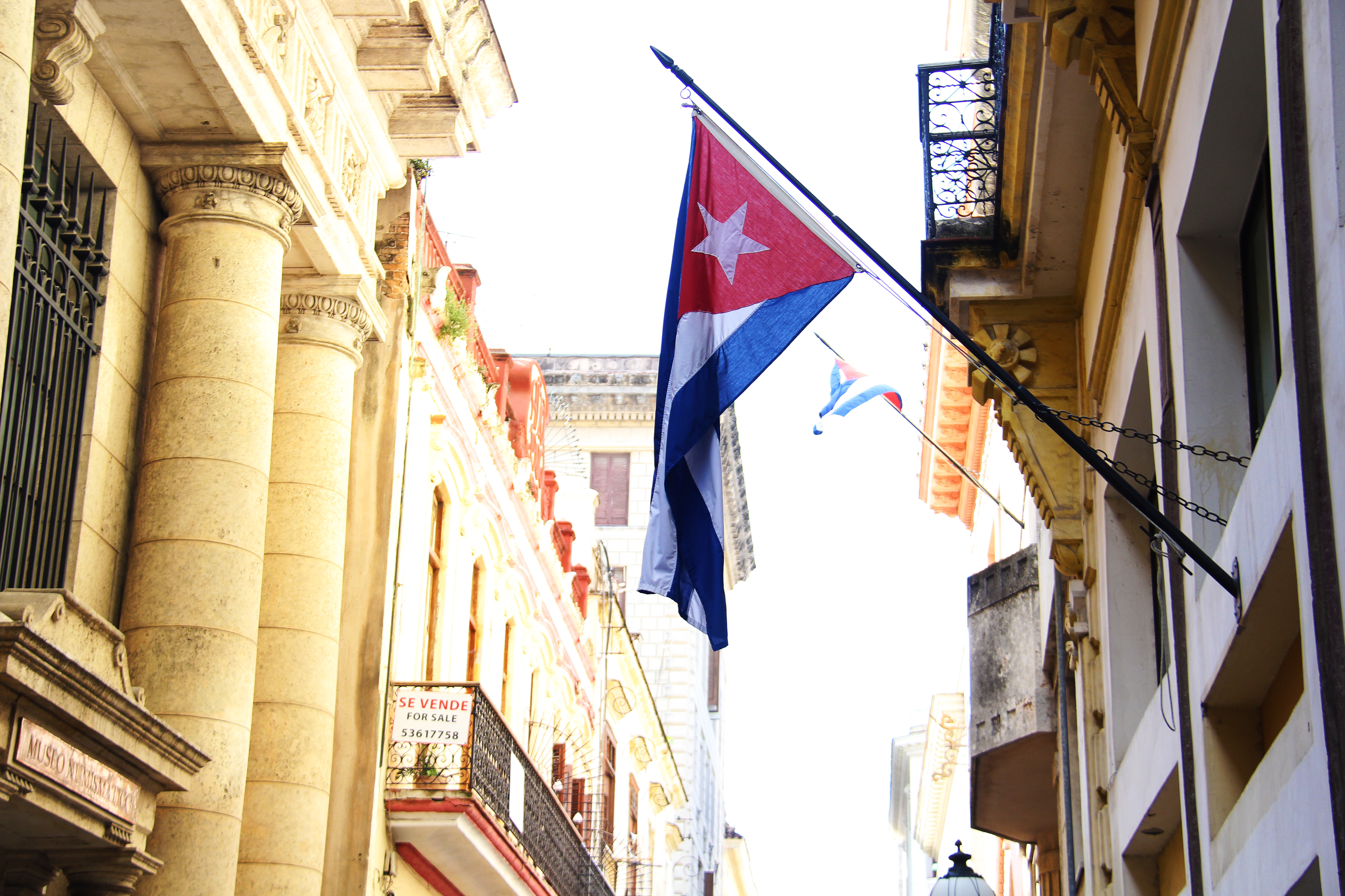 Out of the Kitchen: Vamos a Cuba!