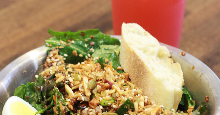 #LocalFoodieFriday: Vinaigrette Salad Kitchen