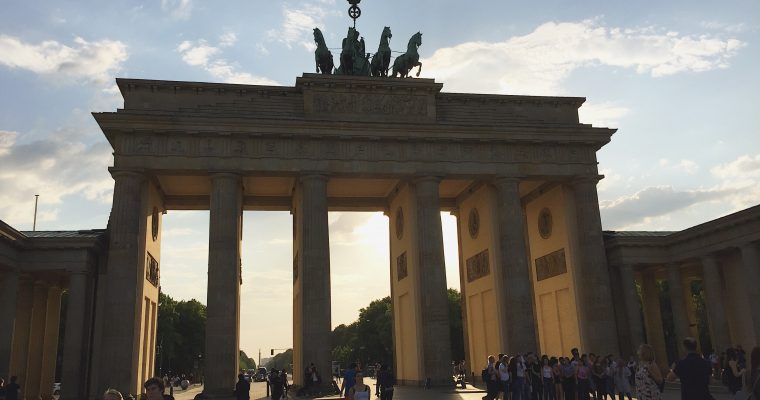 Out of the Kitchen: Berlin, Germany